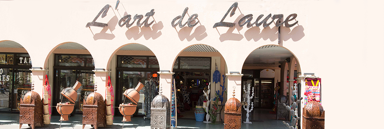Magasin L'Art de Laure
